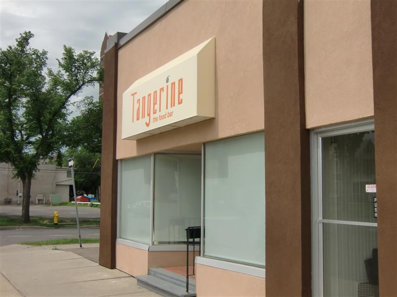 NEWS: Tangerine Now Open