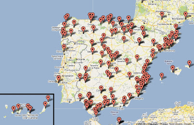 Acampadas España Ahora