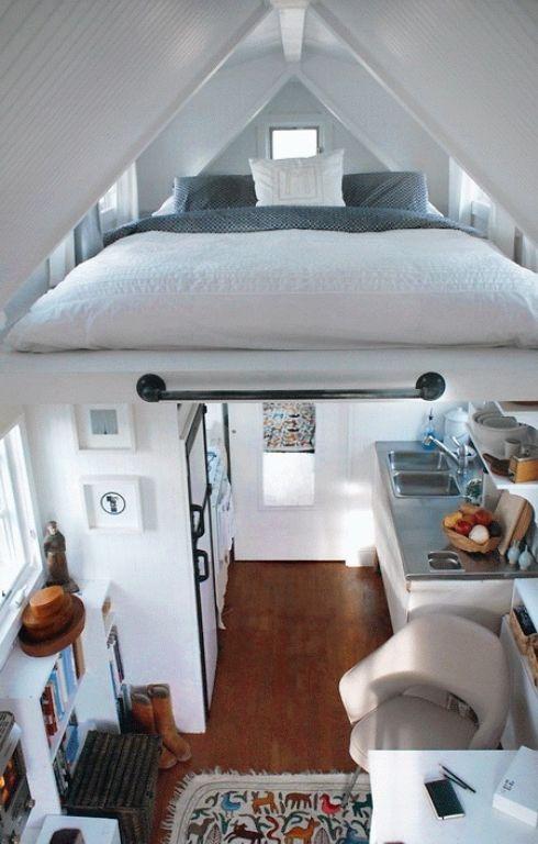 Roof Loft Bed Ideas
