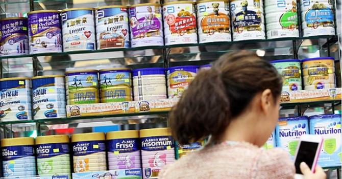 Thủ tục mở cửa hàng kinh doanh sữa