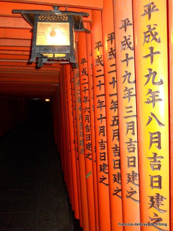 Sanctuaire Fushimi Inari