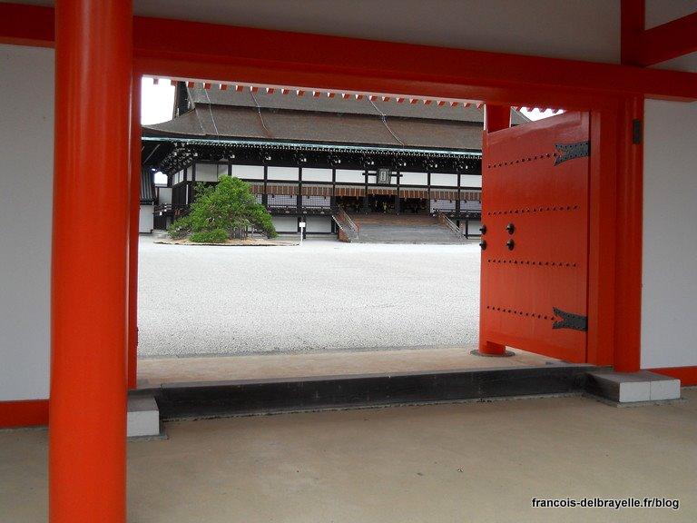 Palais Impérial de Kyoto - Shishinden