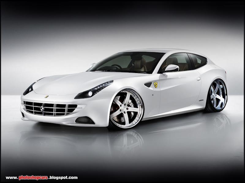 Nova Ferrari FF 2012 tuning rodas 22