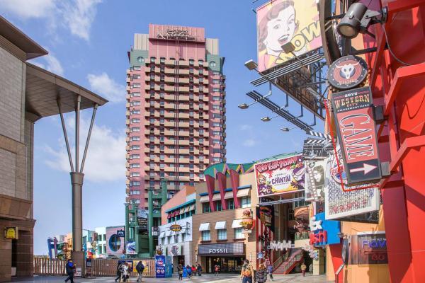 日本, 酒店, 大阪, USJ, Elmo, 芝麻街