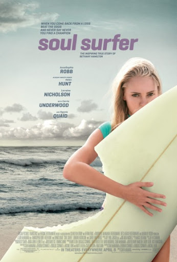 โปสเตอร์ Soul Surfer