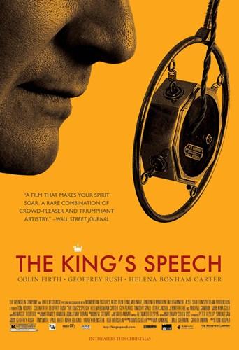 โปสเตอร์ The King's Speech