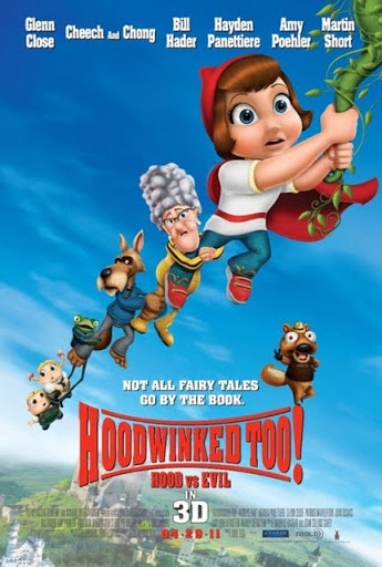โปสเตอร์ Hoodwinked Too! Hood VS. Evil