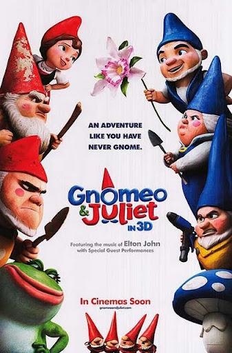 โปสเตอร์ Gnomeo & Juliet