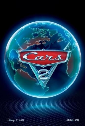 โปสเตอร์ Cars 2