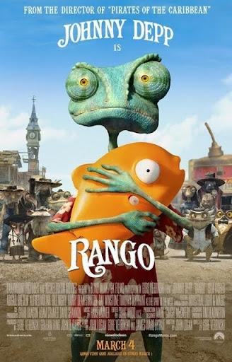 โปสเตอร์ Rango