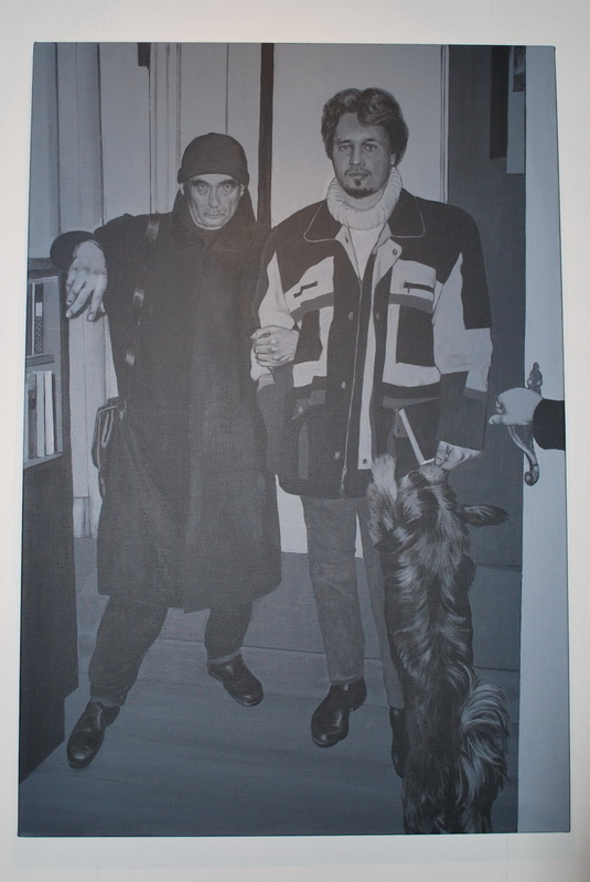 Андрей Монастырский и Владимир Сорокин