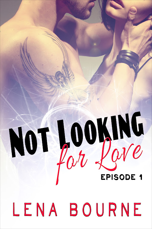 Not Looking for Love cover.jpg