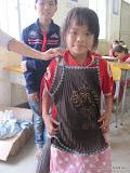 Liushan Primary student