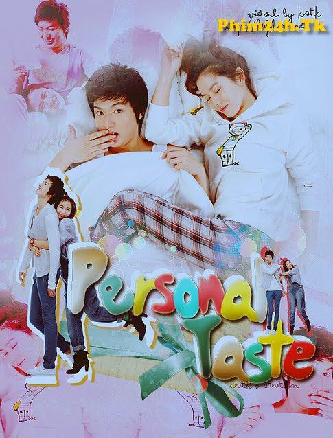 Phim Personal Taste - Lee Min Ho - Personal Taste
