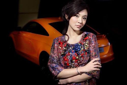 China Super Model - Hu Bing