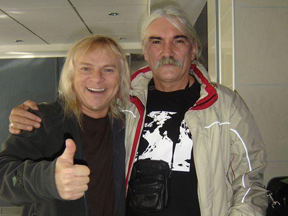 Bernie Show & LT, Oradea, 14 October 2007