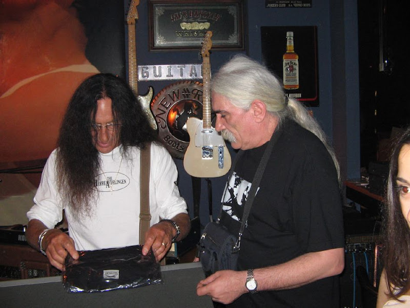 Ken Hensley & LT - Varna, 28 June 2009