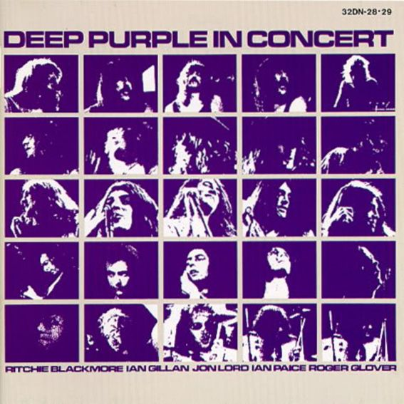Deep Purple In Concert - BBC - 1970-1972