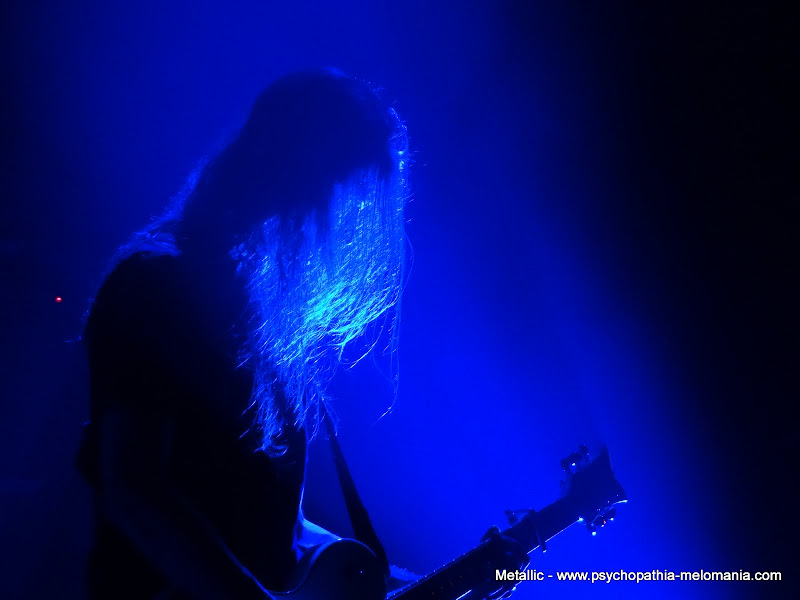 Katatonia @ L'Alhambra, Paris 08/05/2011