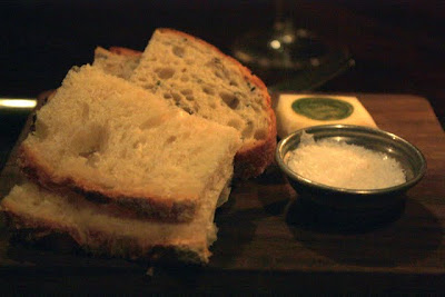 Bread and butter comfort food at the Fox and Anchor pub in London