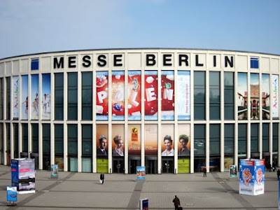 Messe Berlin for the ITB Berlin Travel Trade Show in Germany
