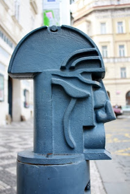 Parking meter in Prague