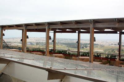 Malta hotel Xara Palace balcony
