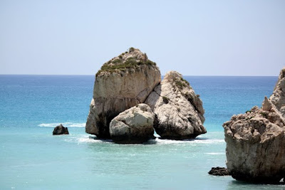 Birthplace of Aphrodite in Cyprus