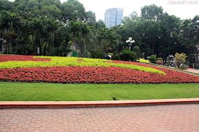 a park in saigon