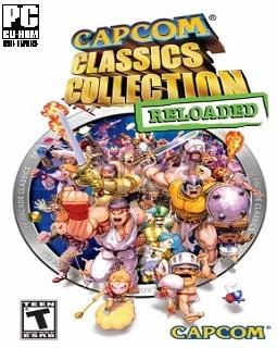 PSP Capcom Classics Collection Reloaded Capcom Classics Collection Reloaded (PC)