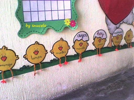 Decoracion Salon De Clases Preescolar ~ Educaci?n Preescolar Decorados de SONIA UCELO