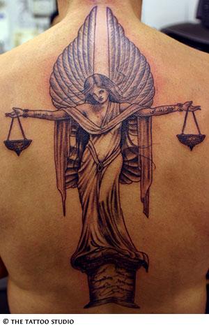 Simple Tips to Choosing Unique Libra Tattoos