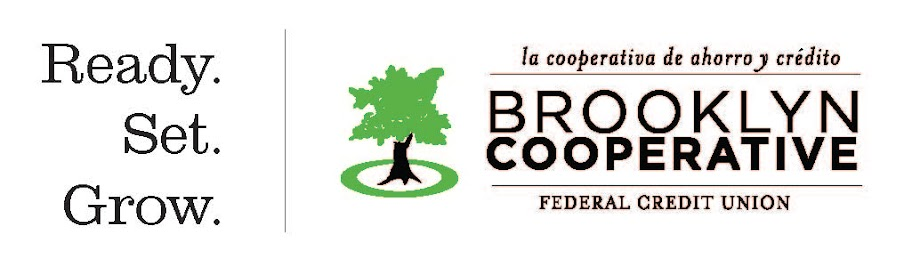 Brooklyn Cooperative FCU Ready Set Grow Logo