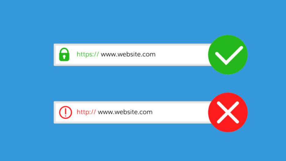 HTTP vs HTTPS difference
