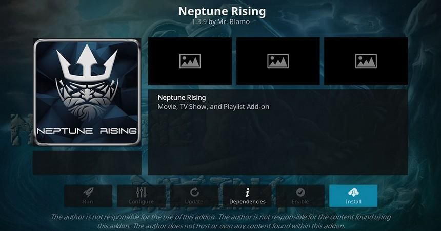 neptune rising kodi best movie addon