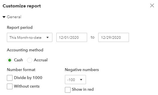 How can I create custom reports in QBO? - Beyond Balanced ...
