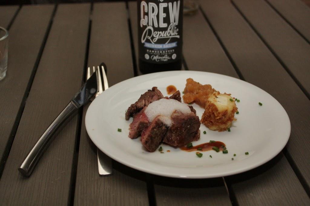 Premium Dry Aged Beef Steak