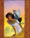 The Winged Cat Cover