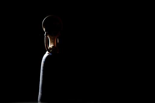 Luz de contra en solitario