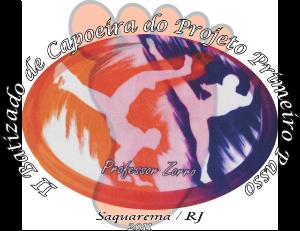 Logo_II Batizado Capoeira