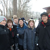 Carmel Boy Scouts Winter Camporee