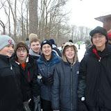Carmel Boy Scouts Winter Camporee