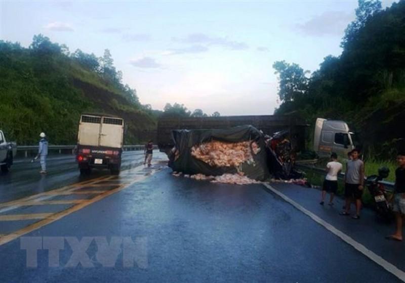 4 vụ tai nạn khiến 6 người chết chỉ trong một buổi chiều - Ảnh 3