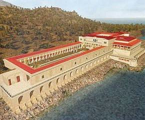 Description Of The Villa Ad79eruption