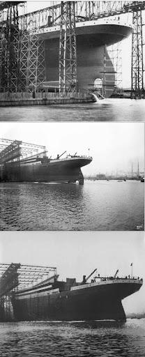 Botadura del Titanic