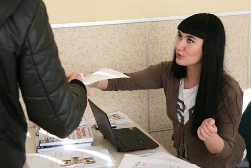 Встреча и регистрация посетителей