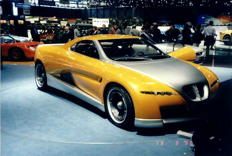 Bertone - BMW Pickster