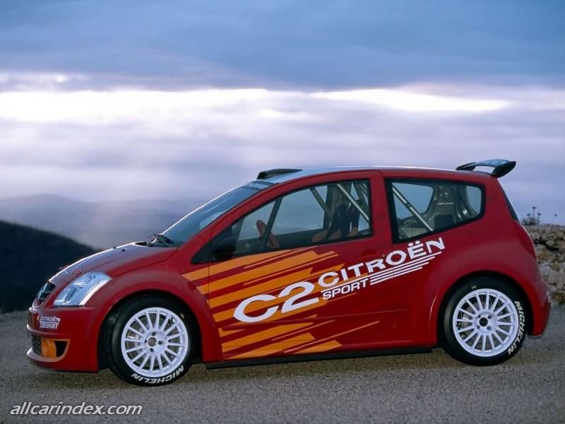 Citroen - C2 Sport