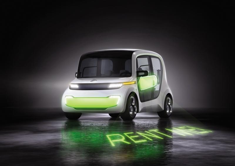 Light Car Sharing