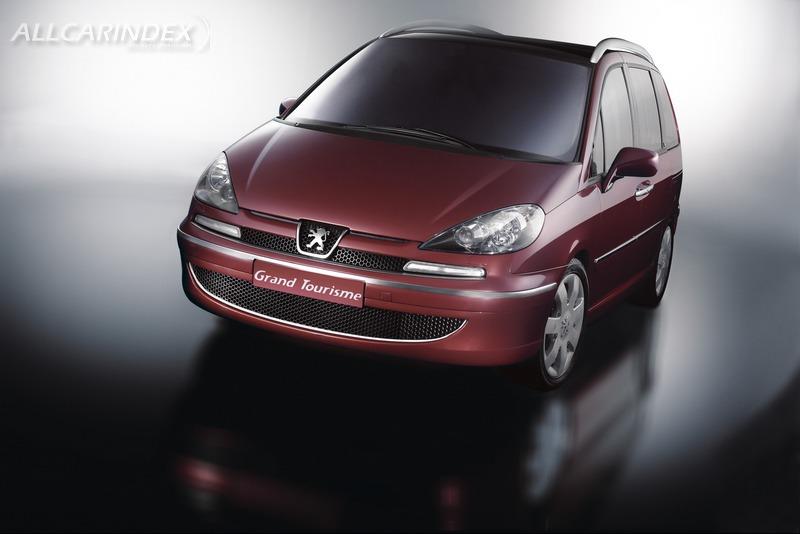 Peugeot - 807 Grand Tourisme
